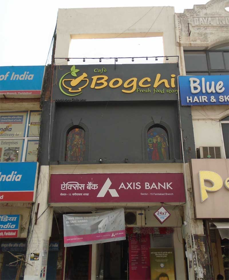 Bogchi Cafe, Gurgaon