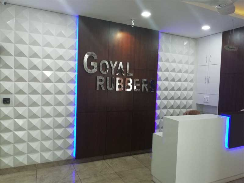 Goyal Rubbers,  Ballabgarh (7400 SqFt.)