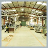 industrial interior services