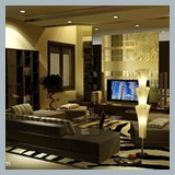 residential interior services in  faridabad